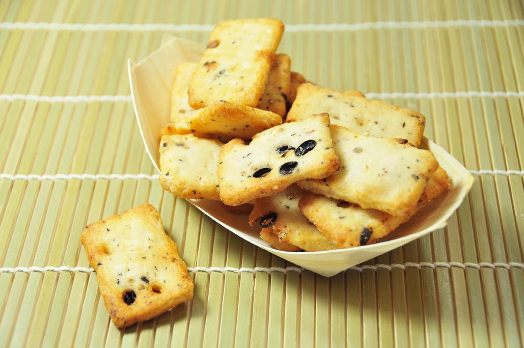 Partí Crisp Cookies