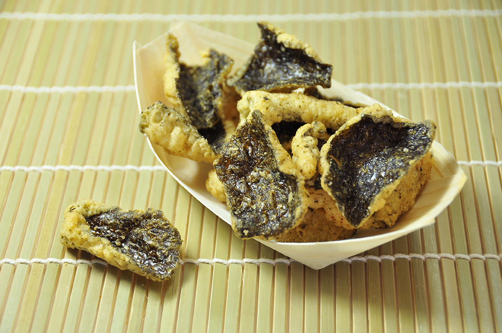 Partí Tempura Seaweed
