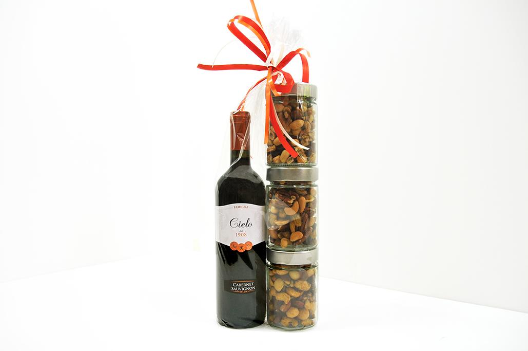 Partí wijn-noten-Cielo L