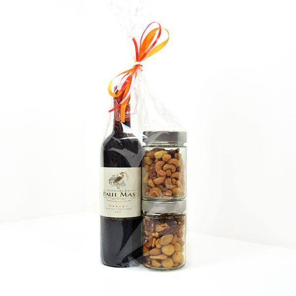 Partí wijn-noten-PaulMas Lux